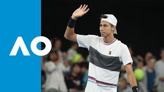 Alexei Popyrin v Dominic Thiem match highlights (2R) | Australian Open 2019