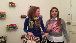 Sarah's Bag (clip 2) - What bag do we pick for date night? #funny