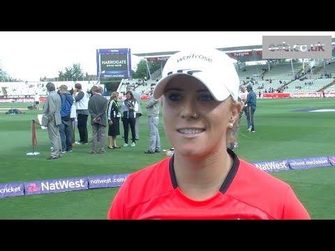 England Women secure NatWest International T20 whitewash