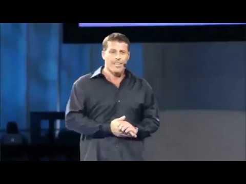 Выступление Тони Роббинса в DreamForce | Ключи к выдающемуся успеху