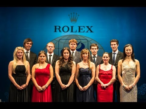 2012 ISAF Rolex World Sailor of the Year Awards - Highlights Show