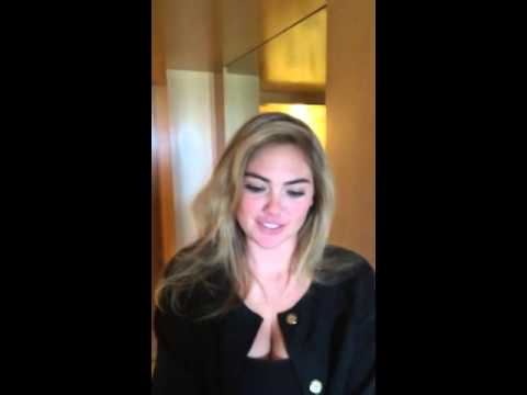 Kate upton leaked video