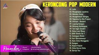 Keroncong Pop Modern Terbaru 2021 - Cover By Remember Entertainment
