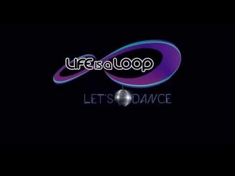 LIFE IS A LOOP - Tour Let's Dance - Introdução