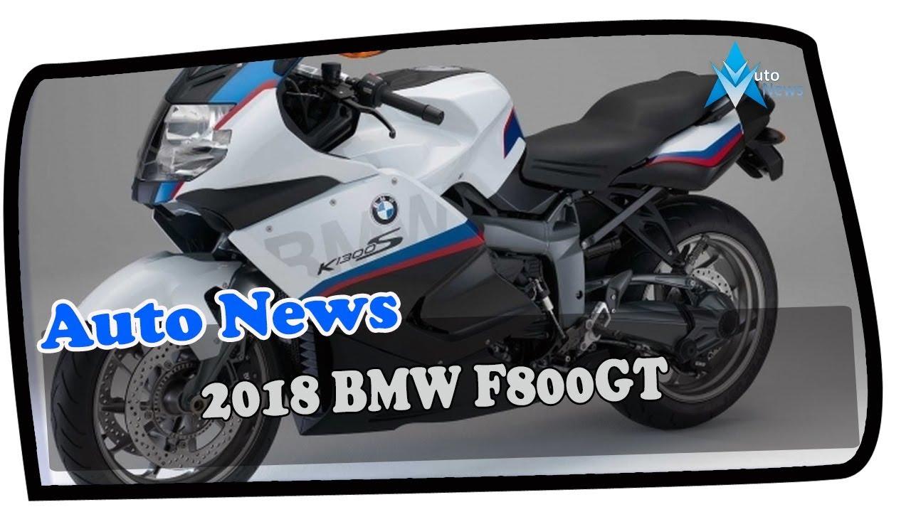 Must Watch 2018 Bmw F800gt Price Spec