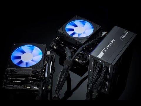 Phanteks Revolt X - Installation - Dual System Configuration
