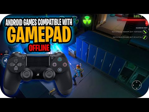 BEST ANDROID GAMES WITH GAMEPAD SUPPORT 2020