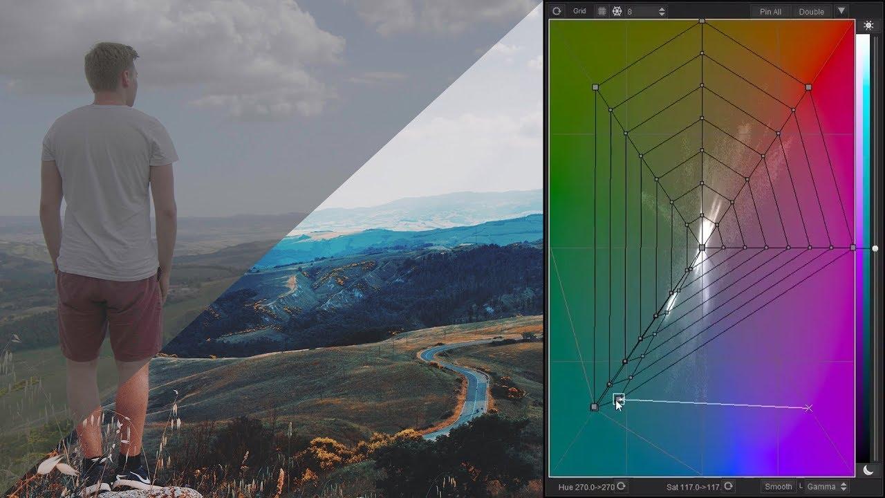 Profi Colorgrading-Methoden für Foto & Video mit 3D Lut Creator