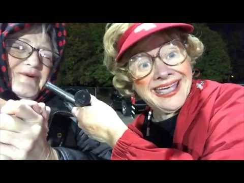Half-Time Highlights from The Pacific Boxers game with Nettie and Millie