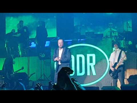 DDR ft. Biff Malibu - Easy Living - live @ Oslo Spektrum, 17.03.17