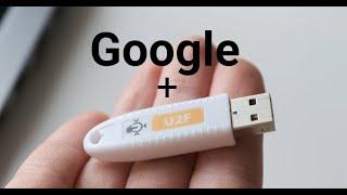 как защитить аккаунт Google c помощью Рутокен U2F