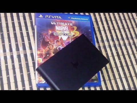 Playstation Vita TV разглеждане и пробвам игри .( PSVITA )