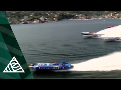 Team Victory Powerboat Racing