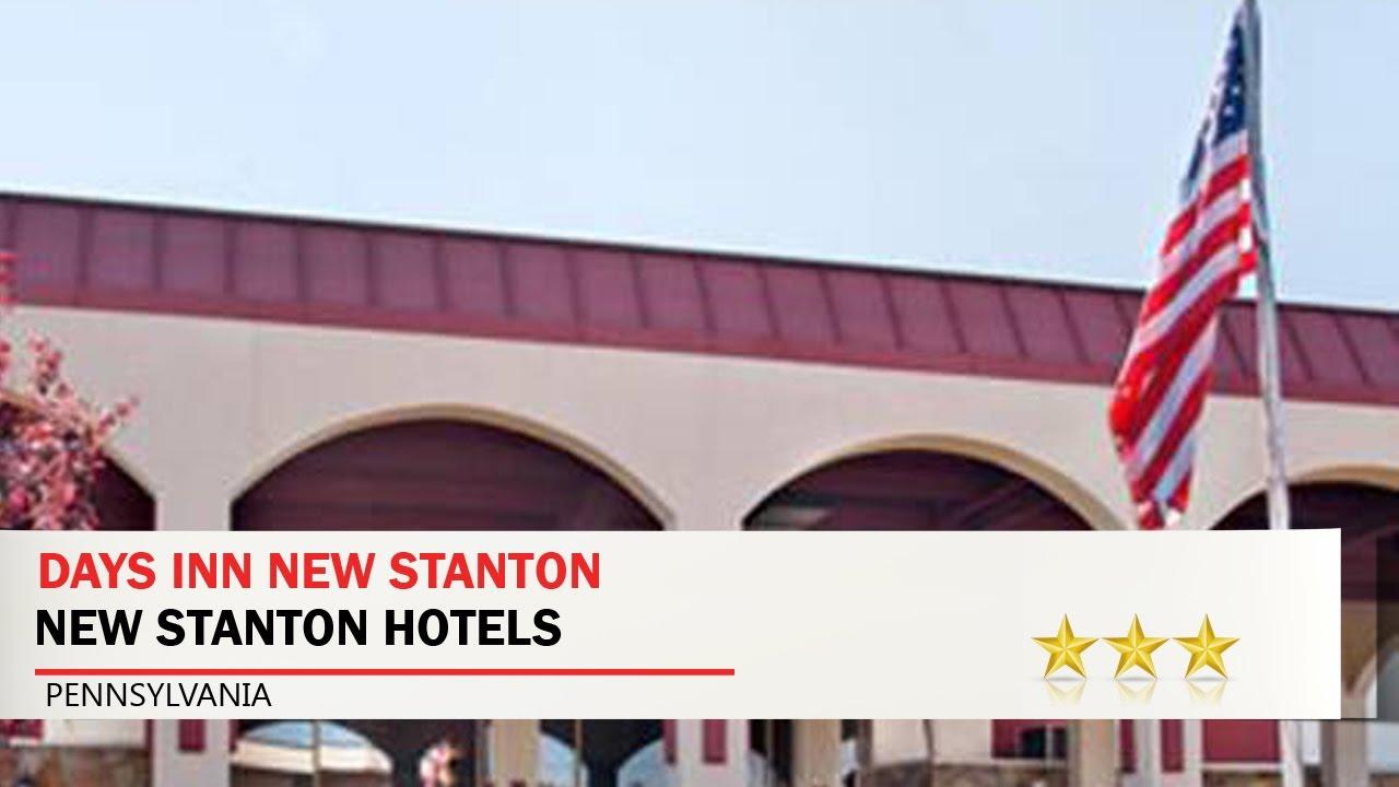 Days Inn New Stanton Hotels Pennsylvania
