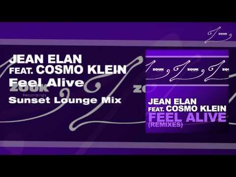 Клип Jean Elan - Feel Alive - Sunset Lounge Mix