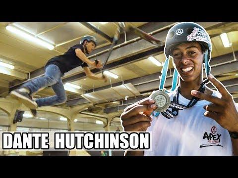 DANTE HUTCHINSON : le nouveau roi de la Trott' Freestyle !