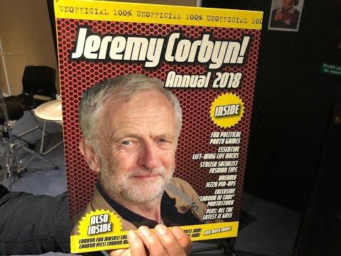 Jeremy Corbyn Annual 2018 Review