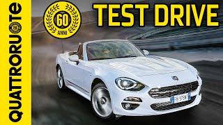 Fiat 124 Spider 2016 Test Drive - Exclusive