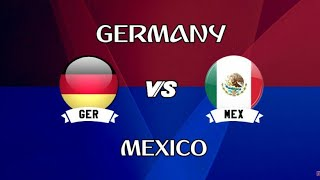 GER vs MEX Fifa World Cup Match Dream 11 Team & Playing 11|Match Preview(Germany vs Mexico)