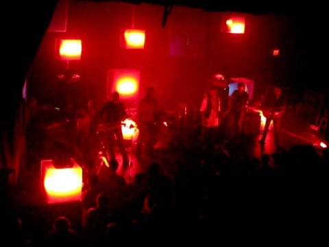 Galactica at the TLA - Bounce Baby