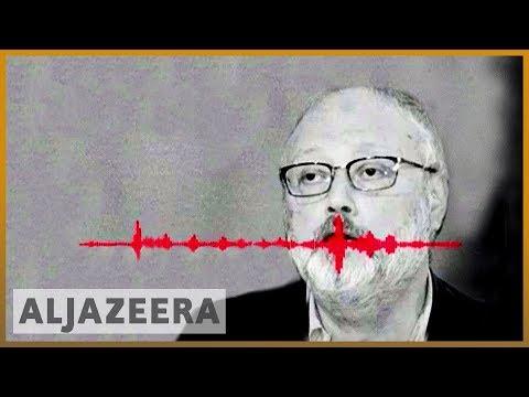 Audio of Jamal Khashoggi\'s \'secret interview\' with Newsweek   Al Jazeera English