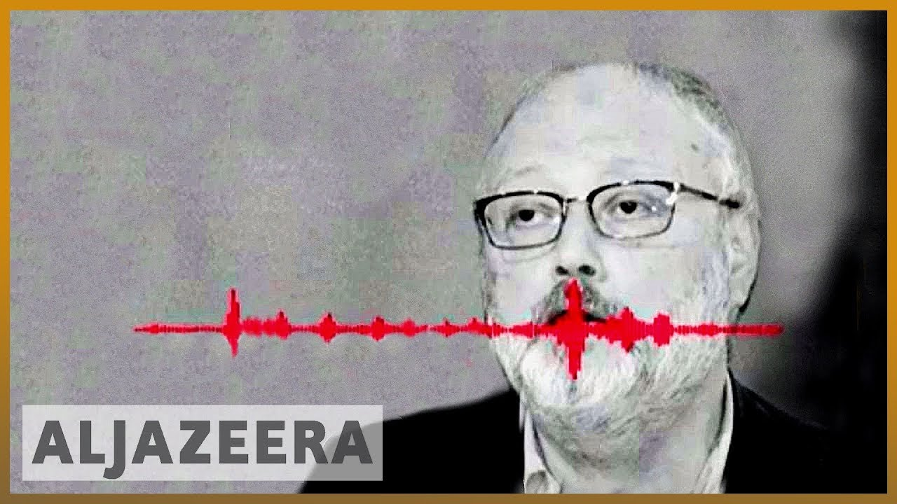 Audio of Jamal Khashoggi's 'secret interview' with Newsweek | AL Jazeera English