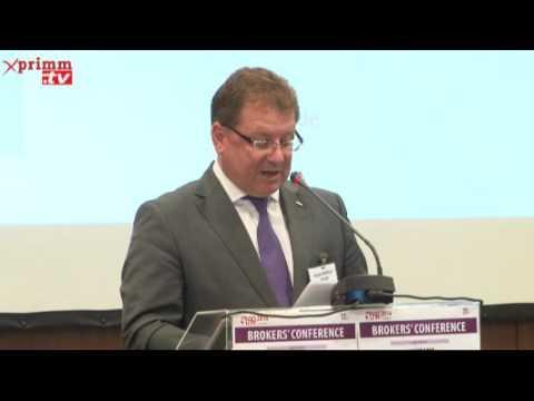 FIAR 2016 - Broker's Conference Presentation Bogdan ANDRIESCU President, UNSICAR