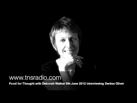 Food for Thought 9th June 2012 with Naturopathic Nutritionist Denise Oliver