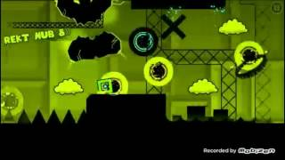 geometry dash 2.1 noclip hack (android)