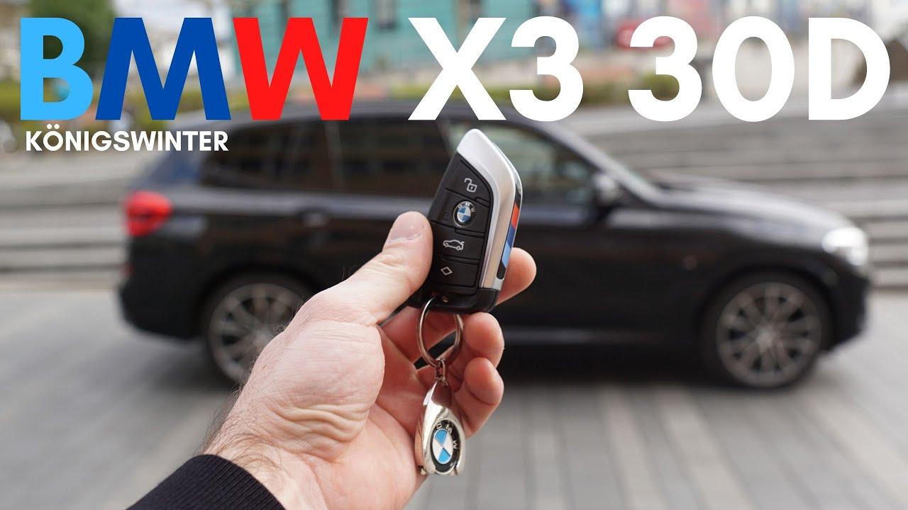 Download BMW X3 30d // 3 Std. Probefahrt // KÖNIGSWINTER