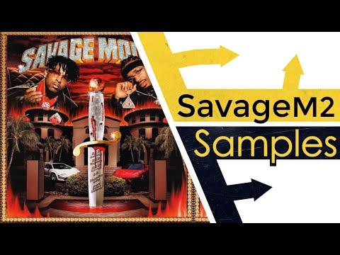 Every Sample From 21 Savage & Metro Boomin's Savage Mode 2