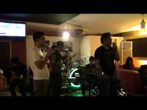 Jazz Ngisoringin Jam Session - Overjoyed  & bluemoon @kalosikopi