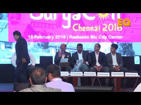 Part 1/2 - Session on Equipment Providers and Manufacturers at Suryacon Chennai 2018