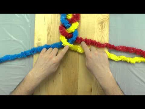 How to Braid 3 Strands