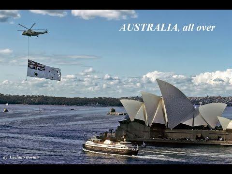 """ Australia all over ""  by Luciano Bovina.com"