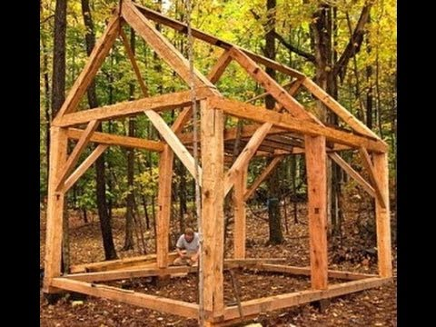 Who Stole My Timber Framed Cabin? - YouTube