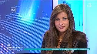 Miss Normandie 2018 Anaëlle Chrétien 22 ans Bac +5 et un mental d'acier