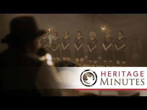 Heritage  Minutes: Edmonton Grads