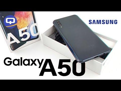 Xiaomi в ужасе. Samsung Galaxy A50 (2019). Быстрый обзор /QUKE.RU/