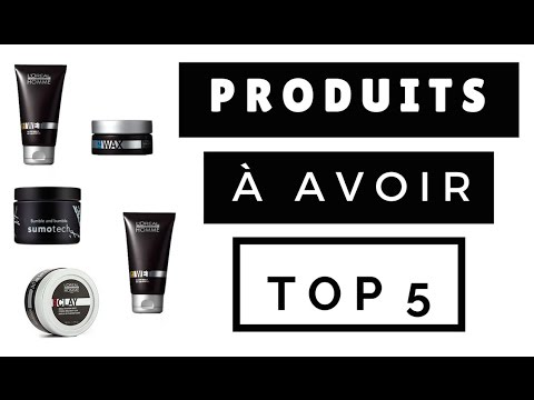 TOP 5 - Produits CAPILLAIRES indispensables | SOStyle