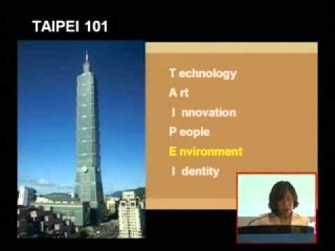 "CTBUH 2010 Mumbai Conference - Cathy Yang, ""Taipei 101: Greening the World's Tallest"""