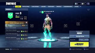 Fortnite Battle Royale Season 3/4/5/6 Lobby Music *extended*