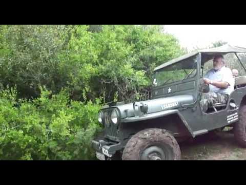 escuadrón sur willys- club jeep willys clásico de españa - youtube