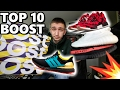 Cover image TOP 10 ADIDAS BOOST SNEAKERS OF ALL TIME!!!