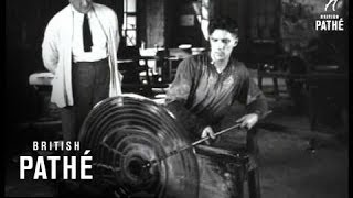 The Glass Makers Of Murano, Venice (1931)