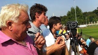 Dinamo Bucuresti - Progresul Cernica. Transmisiune live de pe stadionul Cernica. Orele 12:00