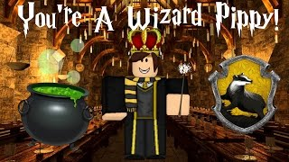 You're A Wizard Pippy! | Wizardry II | Roblox