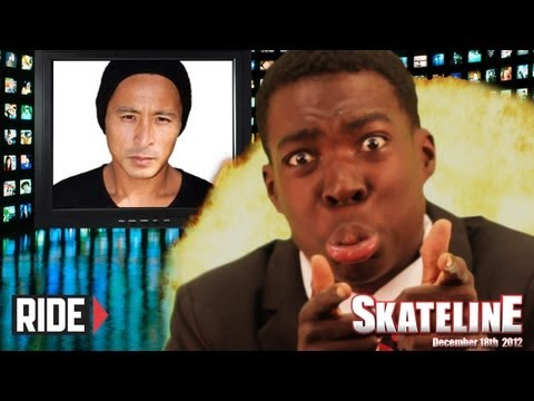 SKATELINE - Daewon Song, DGK, Jaden Smith,...