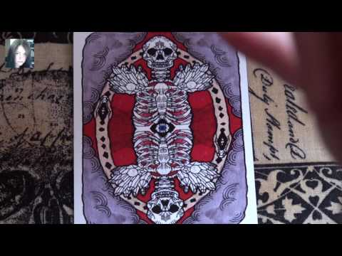 Cards of Chaos Tarot Oracle cards - Reveal and reaction video!