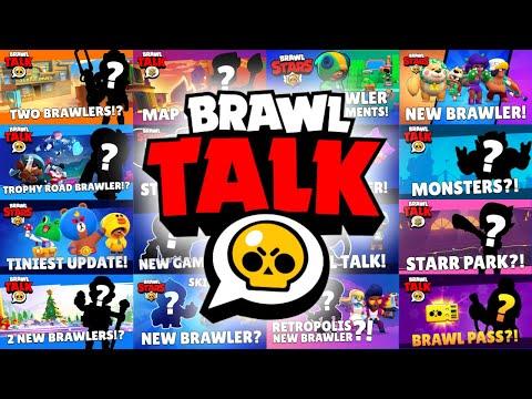 JEDER BRAWL TALK 2017-2021😱🔥